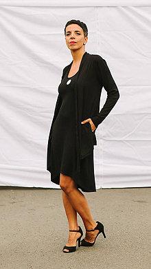 Kabáty - FNDLK úpletový kabátek 206 bambus - 8625148_