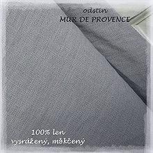 Textil - NOVĚ odstín MUR DE PROVENCE ...230g/m2 metráž - 8624476_