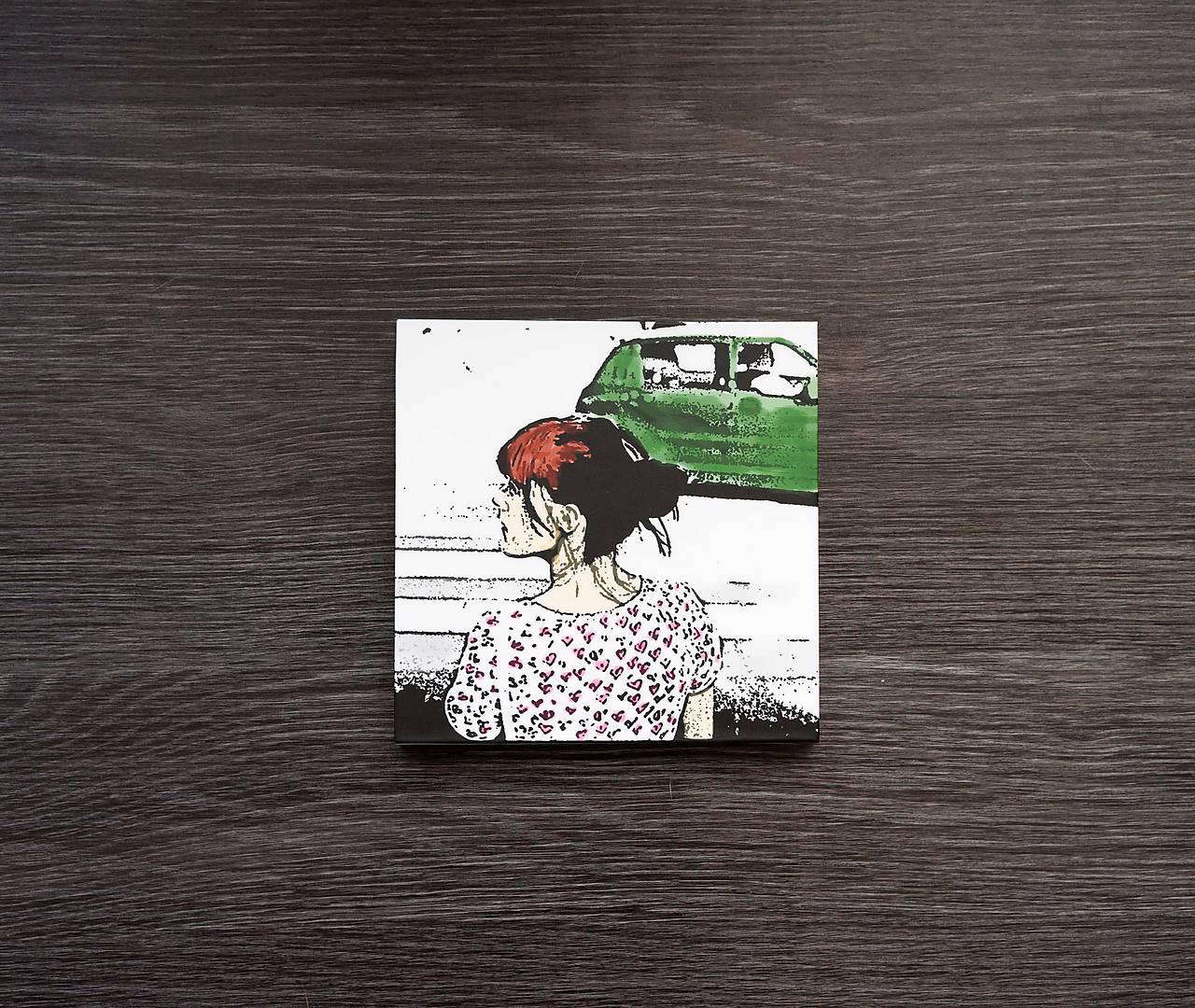 Papiernictvo - Leporelo s autorskou ilustráciou ,,Cesta do Optimy,, - 8624239_