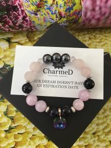 Náramky - Elegantný náramok JadeSun / Stylish Bracelet JadeSun - 8620414_