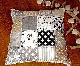 Úžitkový textil - Nordic home - 8626466_