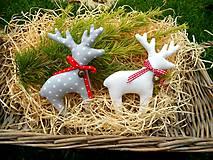 - Sob, sobík, ... vianočná ozdoba, 15 cm - 8624710_