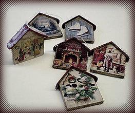 Dekorácie - Vianočné ozdoby - 8628127_