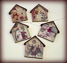 Dekorácie - Vianočné ozdoby - 8628209_
