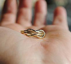 Prstene - Snubný prsteň - 8630728_