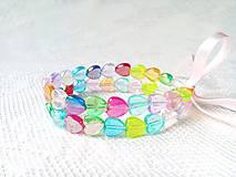 Náramky - Love bracelets - 8631349_