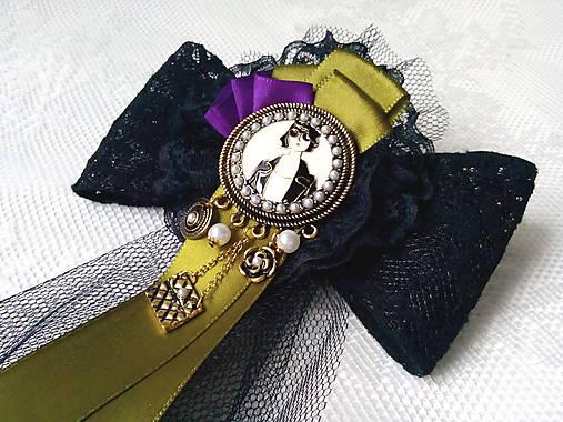 d18c16ad3945 Vintage chanel lady (brooch)   BonBonBijoux - SAShE.sk - Handmade ...