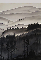 Obrazy - Obraz - Láska k prírode - 8631421_