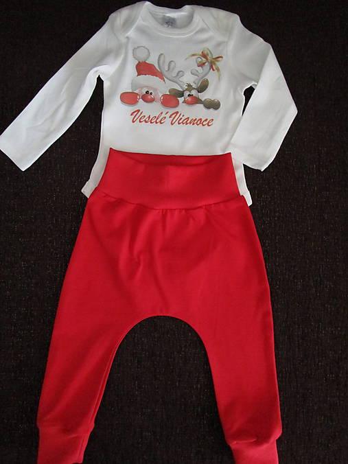3ef1316b789b Vianočný setík   JAart - SAShE.sk - Handmade Detské oblečenie