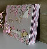 Papiernictvo - naša svadba_ svadobný album - 8631708_