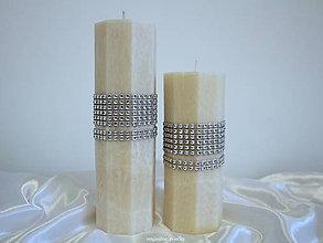 Svietidlá a sviečky - Osemranol s vôňou škorice - 8631418_