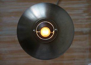 Svietidlá a sviečky - Stolná lampa FUTUR - 8632568_