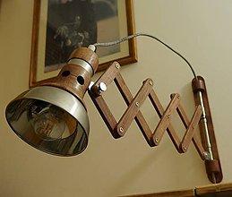 Svietidlá a sviečky - Nástenná lampa MIKRON - 8632575_