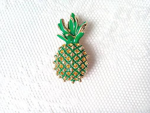 Brošňa ananás