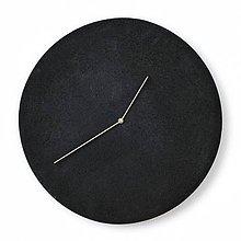 Hodiny - Betónové hodiny nástenné 50 - Clockies 1725 - 8632855_