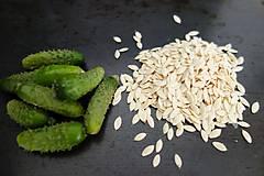 Potraviny - semienka uhoriek nakladačiek - 8630050_