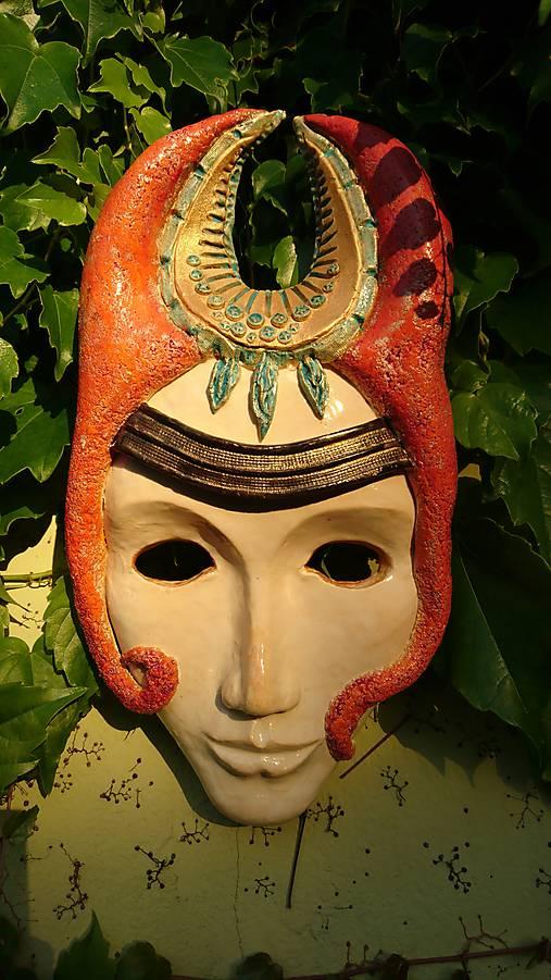 Maska historická 1