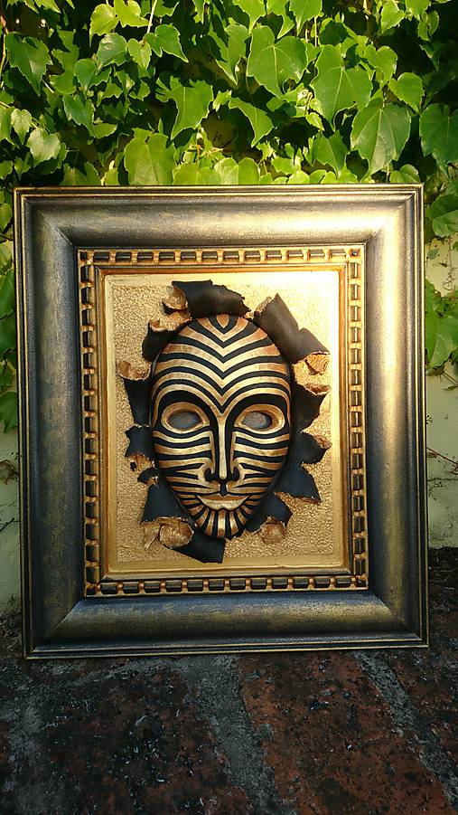 Jungle maska