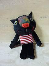 - Malá čierna mačička - 8631227_