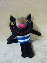 - Malá čierna mačička - 8631255_