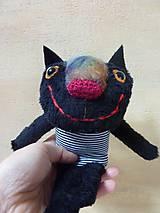 - Malá čierna mačička - 8631275_