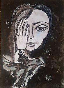 Obrazy - My Raven - 8630013_