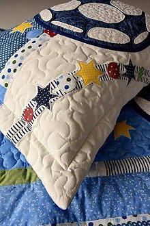 Textil - Futbalová lopta - vankúš - 8632679_