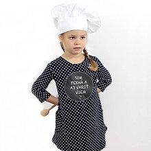 Detské oblečenie - Detske tabuľové šaty 4 - 8633746_