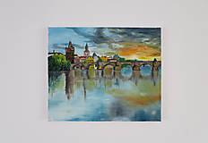 Obrazy - Obraz - Praha - 8636149_