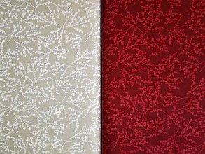 Textil - Berries on Wine & Berries on Winter Mist - 8635232_