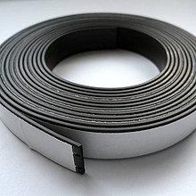 Iný materiál - Magnet.páska 13x1,7mm-10cm - 8633908_
