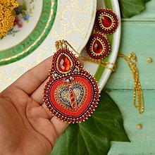 Sady šperkov - Voyage en Arabie - Red Folk -  sada šperků - 8633797_