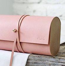 Kabelky -  Listová kabelka MINI WIDE BLUSH - 8636385_