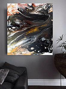 Obrazy - BLACK AND WHITE - 8634640_