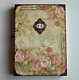 Papiernictvo - KRONIKA /zápisník A4 - 8635146_