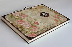 Papiernictvo - KRONIKA /zápisník A4 - 8635151_