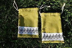 Úžitkový textil - vrecúško 7 - 8633296_