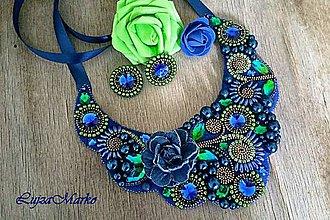 Sady šperkov - Na krásnom modrom Dunaji - 8635366_