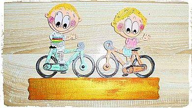 Tabuľky - Menovka - ciklista - 8639063_