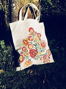 """Nákupné tašky - Textilná taška """"Ruslana"""" - 8639700_"""