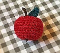 Dekorácie - Jesenné jabĺčko - 8638631_