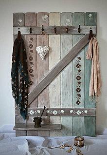 Nábytok - Veľká věšiaková stena LILLIANA'S DREAM - 8637543_