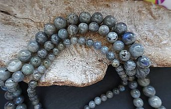 Minerály - Labradorit II 10mm - 8640162_