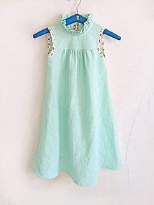 Detské oblečenie - Viktoriánske šaty \