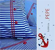 Úžitkový textil - Posteľná bielizeň PEPE set - 8639164_