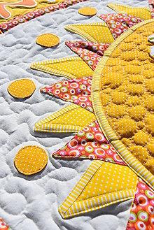 Úžitkový textil - Slniečko No. 1 - 8637305_