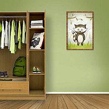 Kresby - Zvieracia kresba v PNG (medvedík čistotný) - 8638965_