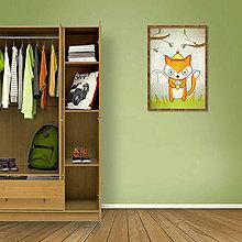 Kresby - Zvieracia kresba v PNG (líška) - 8638972_