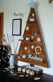 Dekorácie - Vianočný stromček 3 - 8643151_