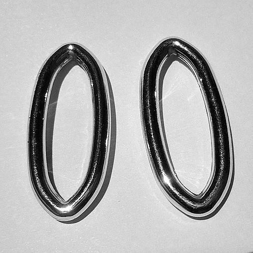 Očko 14x32mm plast Metalic-1ks